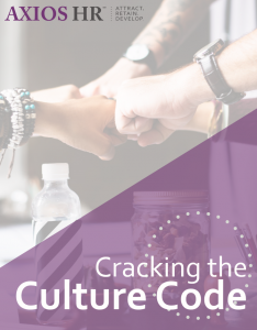 Cracking the culture code white paper cover